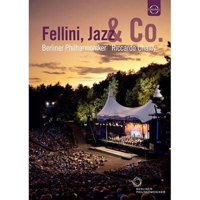 費里尼爵士羅馬想像電影之夜2011年溫布尼音樂會DVD