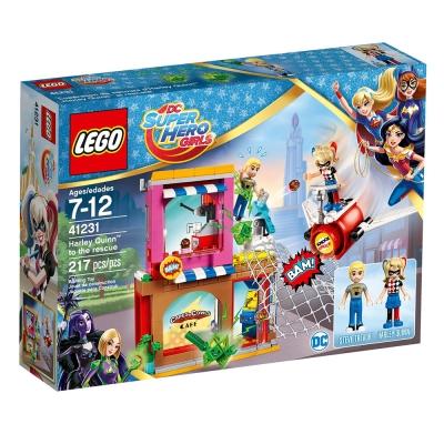 LEGO樂高 超級女英雄系列 41231 小丑女營救行動 (7Y+)