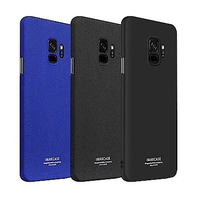 Imak SAMSUNG Galaxy S9 創意支架牛仔殼