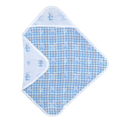 SOULEIADO 親親寶貝六層紗包巾(方型)