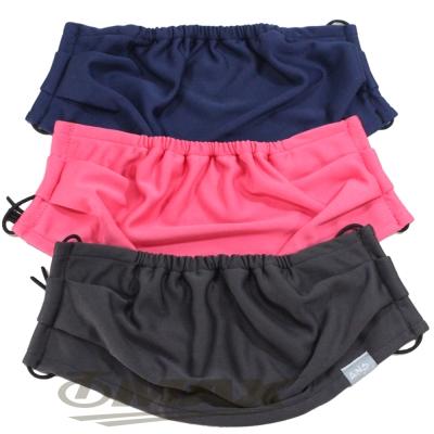 omax UV吸濕排汗全罩型口罩-3入(顏色隨機)
