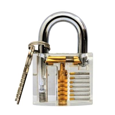 【賽先生科學】鎖匠的挑戰-透明結構掛鎖(彈珠式)