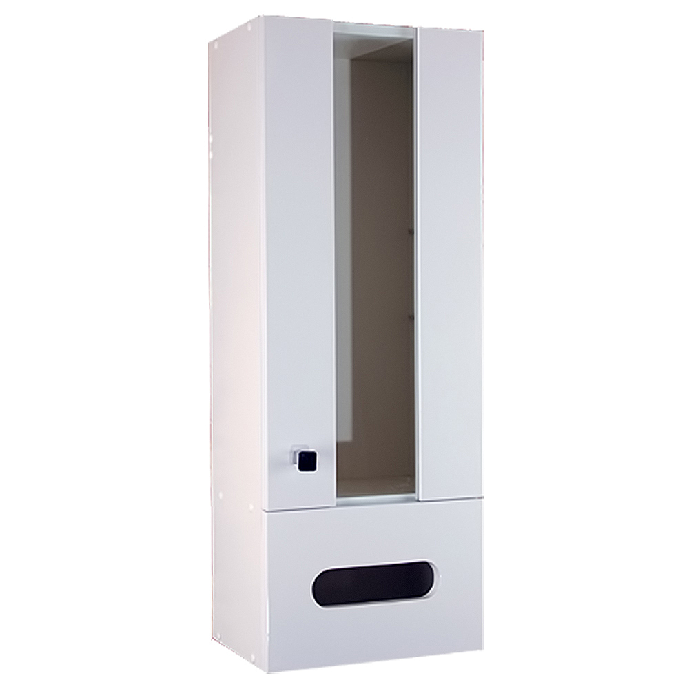 I-Cabinet精緻收納櫃 杏仁白(右開)