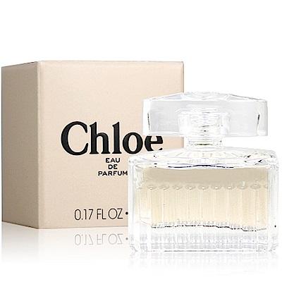 Chloe克羅埃 同名女性小淡香精5ml-快速到貨