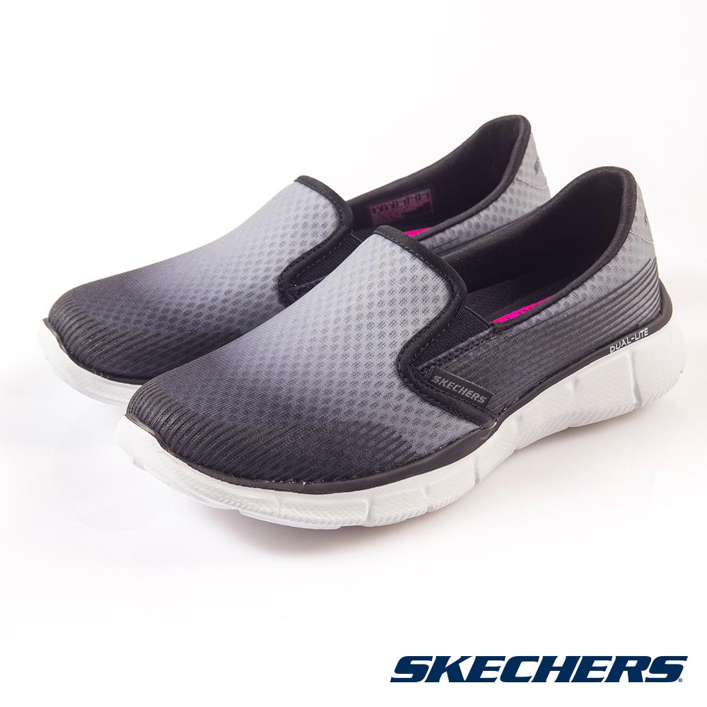 SKECHERS (女) 時尚休閒系列 Equalizer - 12184GRBK