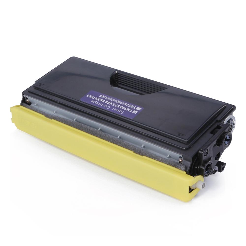 Brother TN-570 相容黑色碳粉匣-3入裝