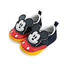 迪士尼童鞋 米奇 立體學步鞋-藍