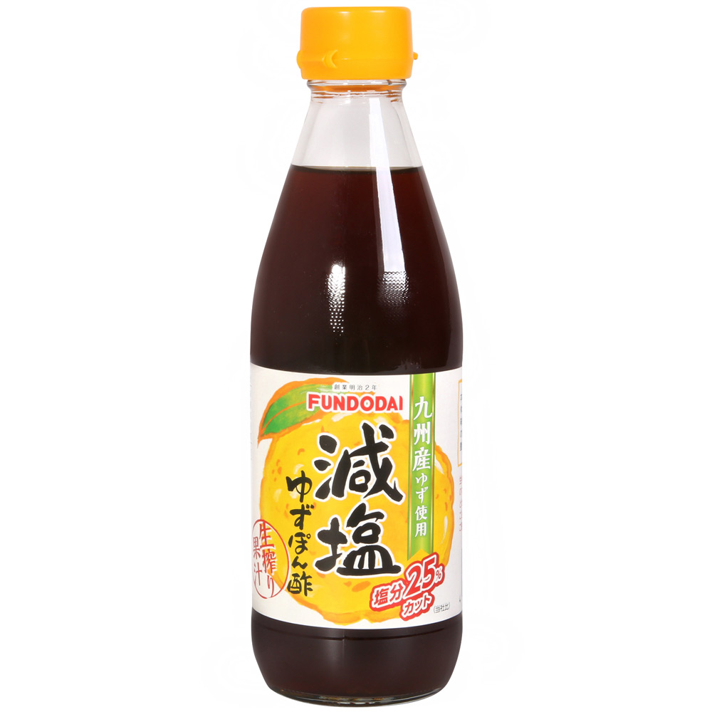 FUNDODAIGOYO柚子醋醬油360ml
