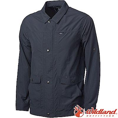 Wildland 荒野 0A61908-95鐵灰色 男Supplex帥氣外套