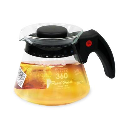 日本寶馬360ml多功能耐熱沖泡壺 TA-G-07-360