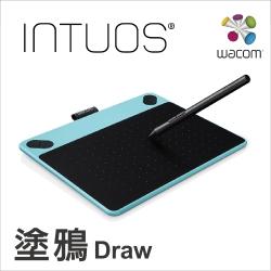 Wacom Intuos Draw 塗鴉
