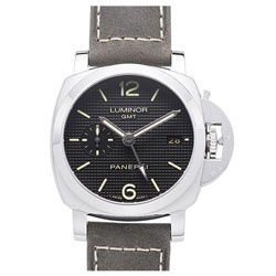 PANERAI 沛納海 PAM00535 1950 GMT自動上鍊腕錶-42mm