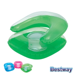 BESTWAY 充氣式兒童沙發椅 (綠色)