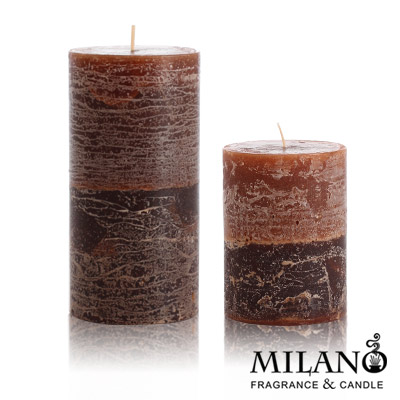 Milano  摩卡聖代香氛手工蠟燭組