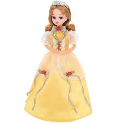 莉卡配件-莉卡公主-陽光黃衣