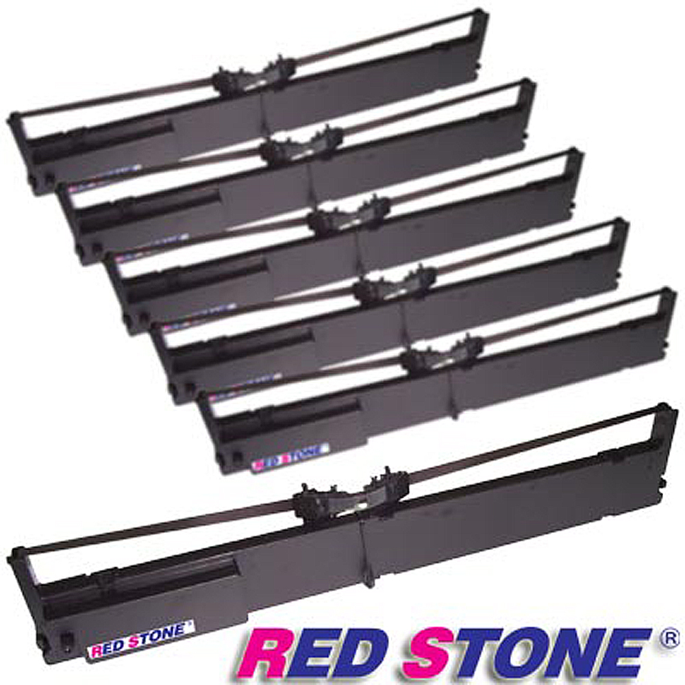 RED STONE for IBM 9068 A03/H01黑色色帶組(1組6入)