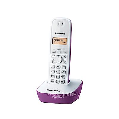 Panasonic 國際牌數位高頻無線電話 KX-TG1611 (浪漫紫)