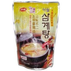 韓味不二 夏林蔘雞湯(1kg)