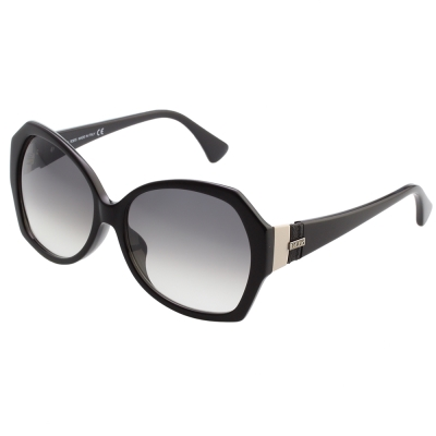 TOD'S 時尚大框 太陽眼鏡 (黑色)TO 172 F