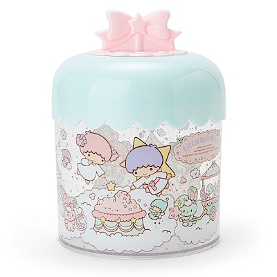 Sanrio 雙星仙子流星棉花糖系列棉花收納罐