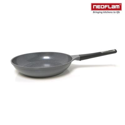 韓國NEOFLAM 大理石系列 28cm陶瓷不沾平底鍋(電磁)