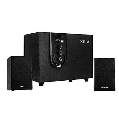 KINYO 2.1藍芽多媒體音箱(KY-1755)