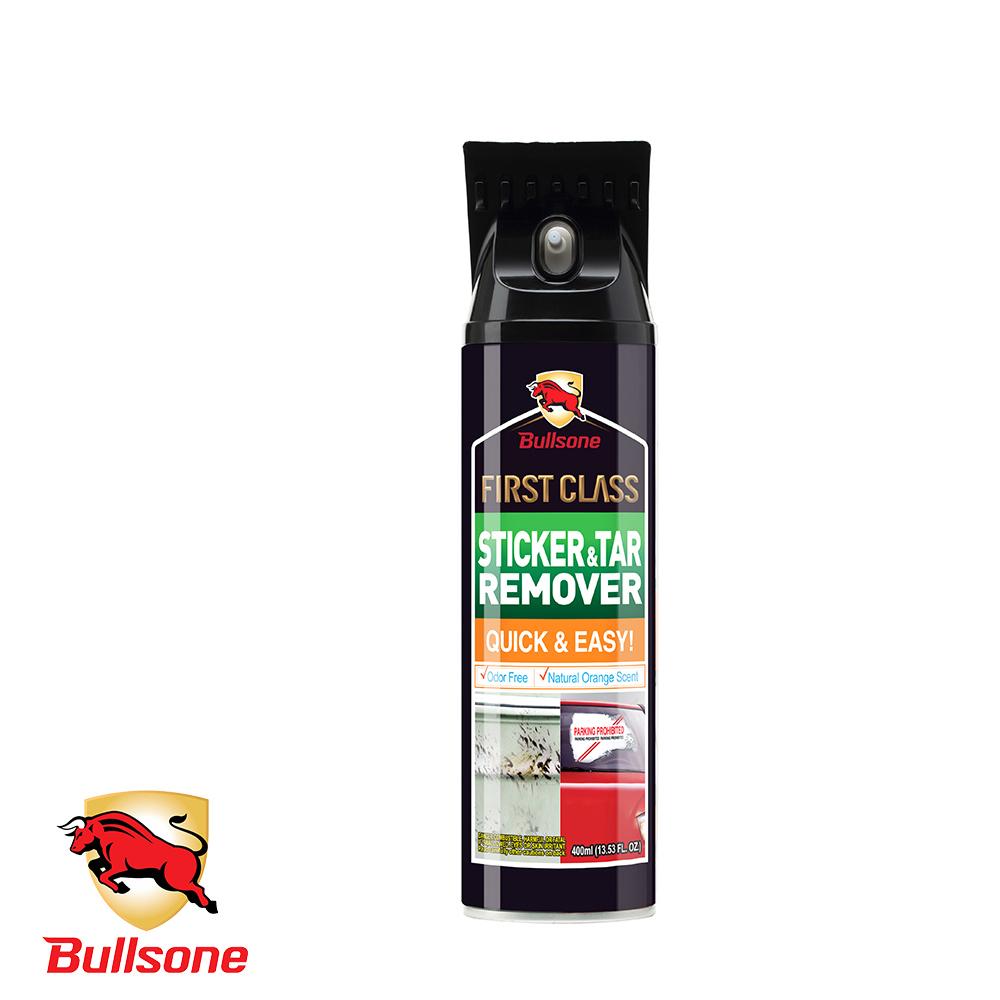 【Bullsone-勁牛王】柏油貼標/蟲屍去除劑
