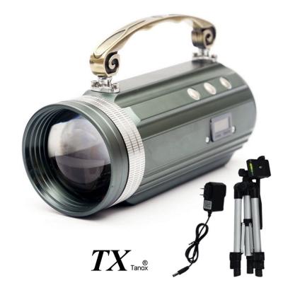 TX特林三色(藍/白/紫)LED專業釣魚燈附腳架(t-fl3000)
