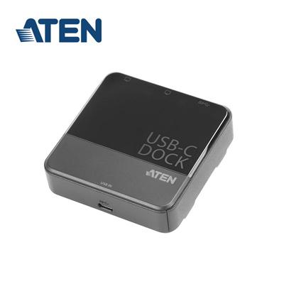 ATEN USB-C 雙螢幕迷你擴充基座 (UH3231)