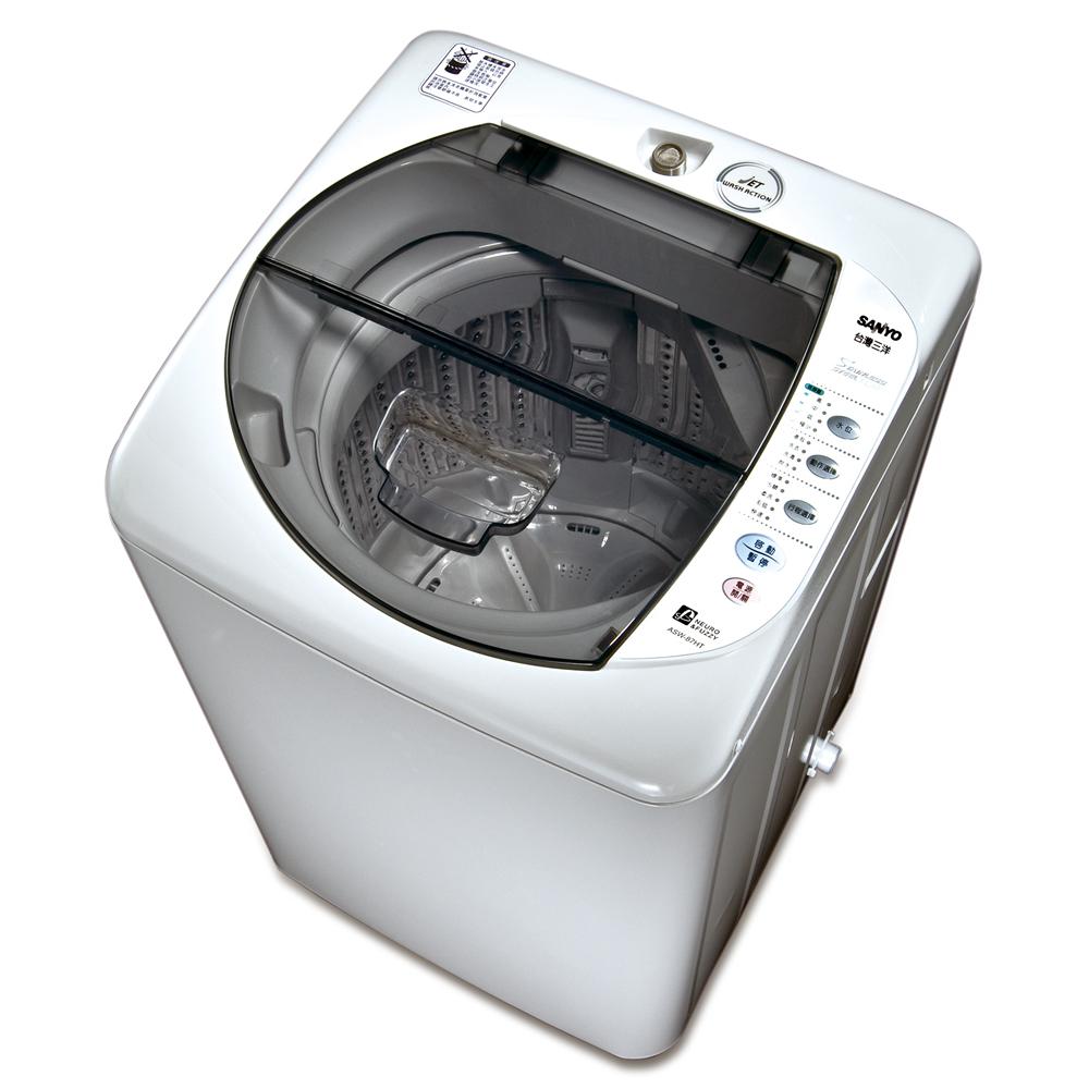 SANYO三洋 6.5公斤單槽洗衣機(ASW-87HT)