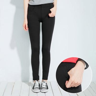 101原創 新彈力塑身口袋美型褲-共3色
