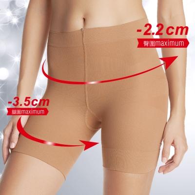 法國DIM-「超激塑」美肌體雕褲 3分-膚