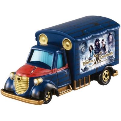 任選 Dream TOMICA 神鬼奇航 加勒比海盜 宣傳車_ DS8943 多美小汽車