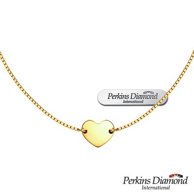 PERKINS 伯金仕 - Mini Heart系列 925純銀項鍊