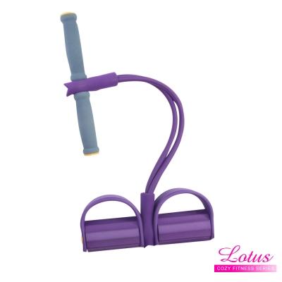 彈力繩 魔力健身纖腰彈力繩-紫色
