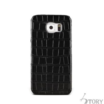 STORY皮套王 SAMSUNG S6 後背手機殼 客製化皮套