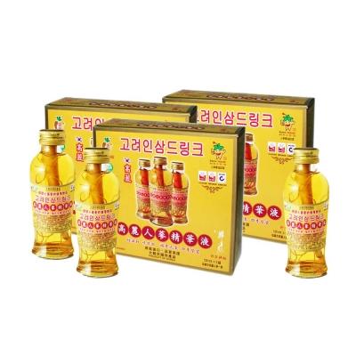 金蔘-韓國高麗人蔘精華液-3入x5盒