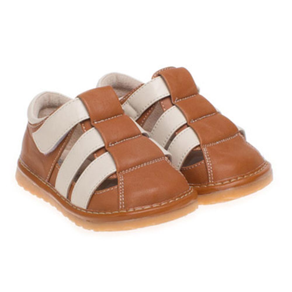美國小藍羊SQ系列兒童涼鞋LI091