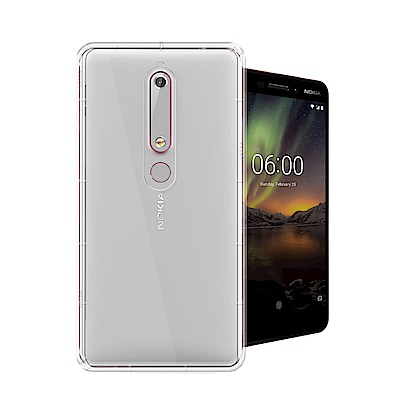 VXTRA Nokia 6 (2018) / Nokia 6.1 防摔抗震氣墊保...