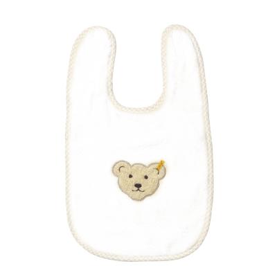 STEIFF德國金耳釦泰迪熊 - 圍兜 (嬰幼兒衛浴系列)