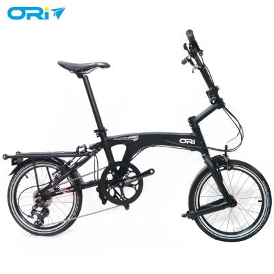 ORI-M10-16吋10速鋁合金折疊單車