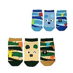 普普熊短襪