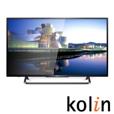 KOLIN歌林 55吋 低藍光 液晶顯示器+視訊盒 KLT-55EVT01