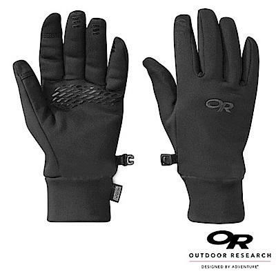 【Outdoor Research】女 PL400 加厚防風透氣彈性保暖手套_黑