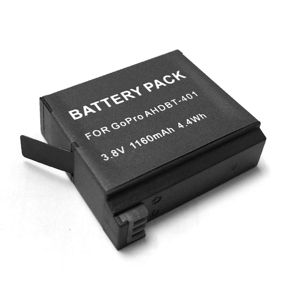 GoPro HERO4 副廠 充電電池 鋰電池 AHDBT-401