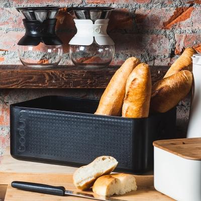 丹麥BODUM BISTRO麵包盒(大)兩色可選