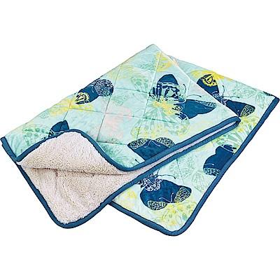 【JAKO-O德國野酷】舒適絨毛毯枕–蝴蝶