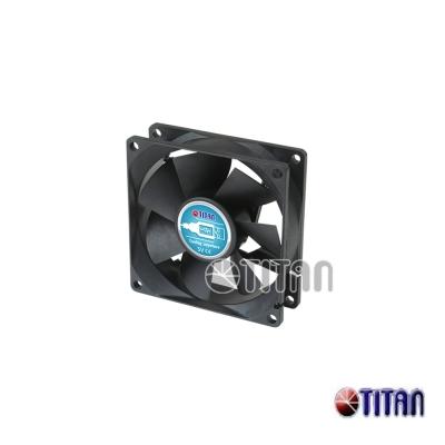 TITAN 八公分USB風扇  TFD-8025M05Z(RB)