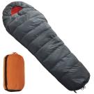 保暖質輕四季型100%天然水鳥羽毛睡袋(C601-3)