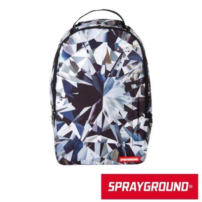 SPRAYGROUND DLX 系列 Black Diamond 黑鑽石 潮流筆電後背包